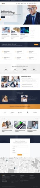 Kroth - Business WordPress Theme