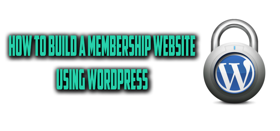 How to build a membership website